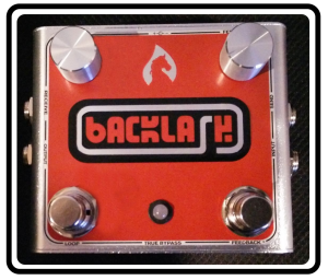 backlash loop pedal
