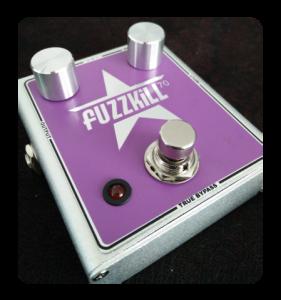 fuzzkill70 fuzz pedal