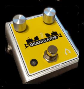 firehorsefx granulator fuzz